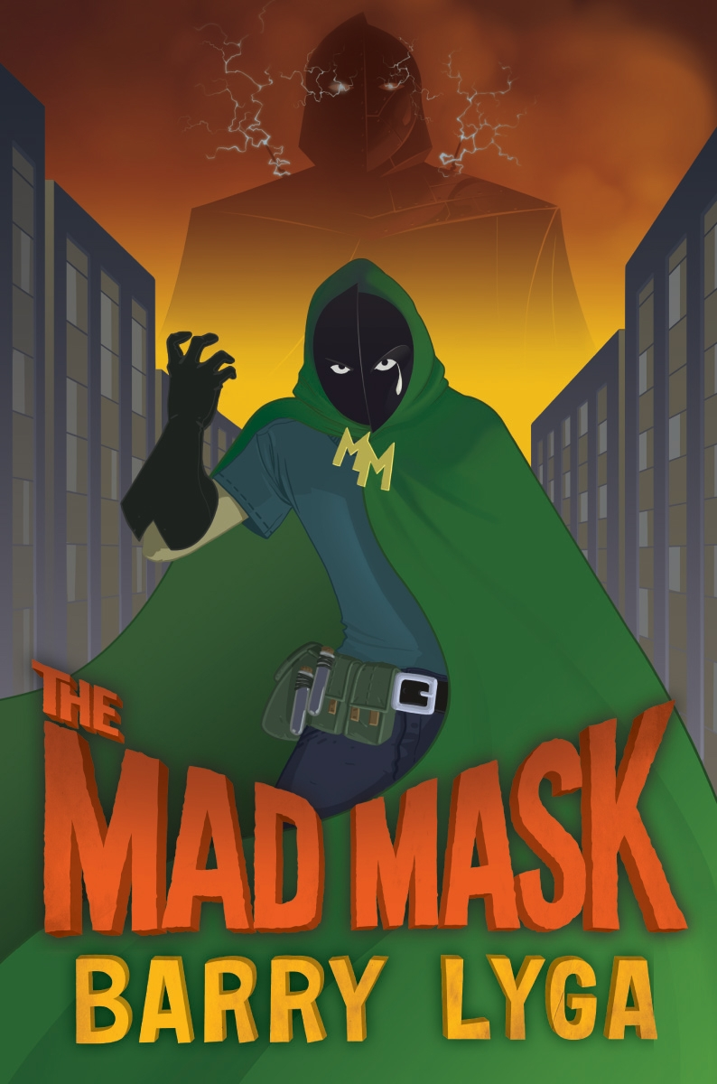 Mad Mask cover